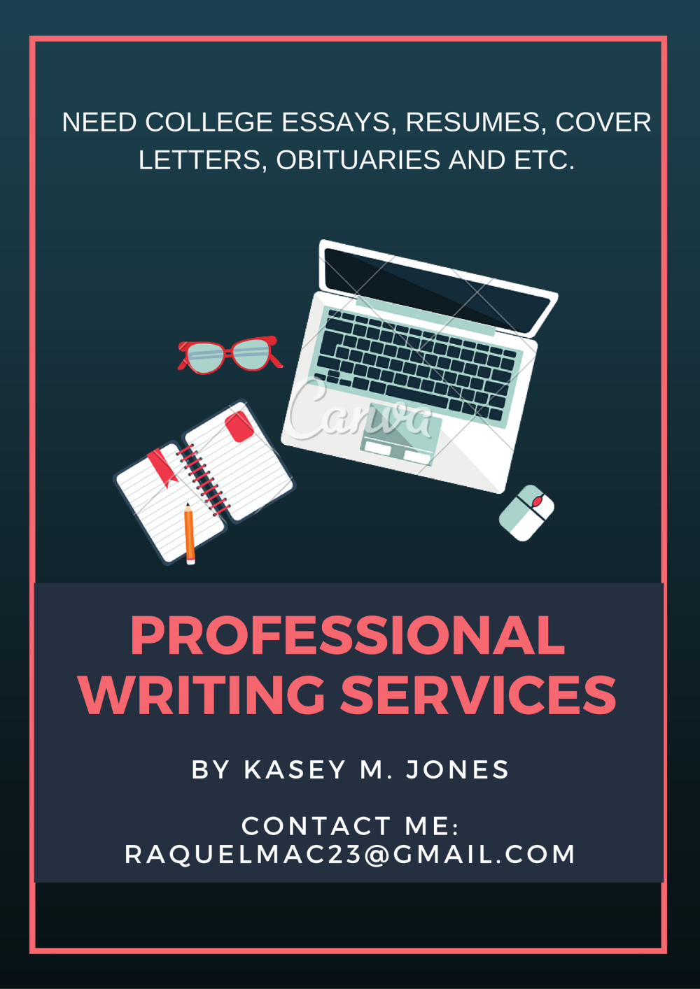 Professional writing service
